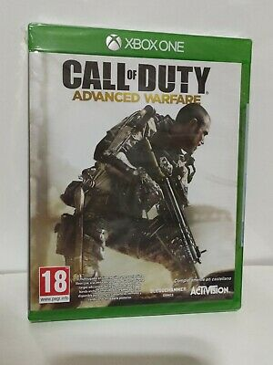 Call Of Duty Advanced Warfare Nuevo Precintado Xbox One Pal España