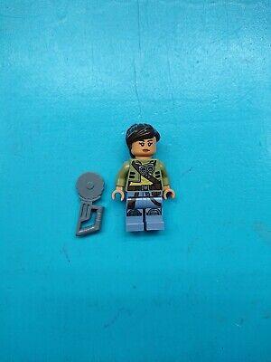 Lego Star Wars Freemaker Minifigure Kordi Sand Blue Legs Circular Saw 75147!