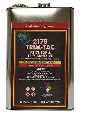 Trim-tac 2178 Contact Cement Top Trim Hhr Solvent Type Spray Grade 1 Gallon