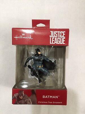 2018 Hallmark Batman Justice League Christmas Ornament (Batman Christmas)