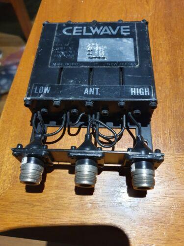 UHF Duplexer Repeater 50w  4 Cavities Diplexer