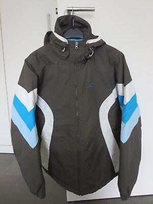 O´NeillSkijacke, Snowboardjacke, Winterjacke, Damenjacke, XL, braun, blau,neu! gebraucht kaufen  Hanau