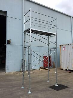 Steel Frame Scaffold or Scaffold Tower