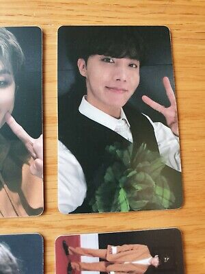 [Express Ship] New BTS BE Lucky Draw JHOPE Photocard Grammy Awards