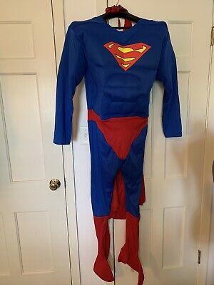 Rubie's Men's Medium M Superman Adult Costume Super Hero Halloween
