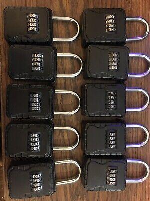 10 Key Vault Locks Lock Box Real Estate Realtor Lockbox Landlord Dog Walker