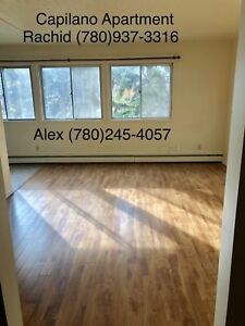 October is free for 2 bdr unit $950 in Capilano