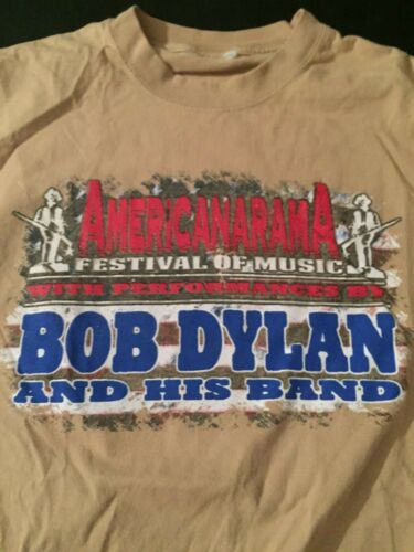 Bob Dylan Shirt (Wilco & My Morning Jacket), Americanarama Festival 2013, XL