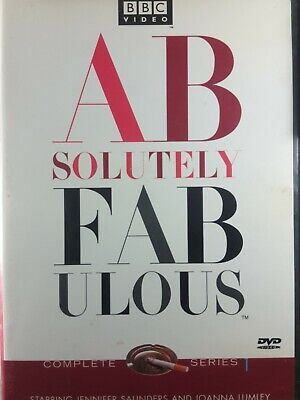 Absolutely Fabulous: Series 1-Complete DVD 2001
