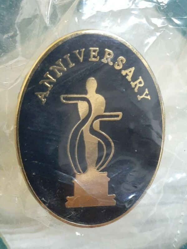 Academy Awards Oscar 75 Anniversary Commemorative Motion Picture Academy Pin