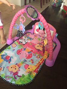 Fisher Price Kick and Play Gym Mat