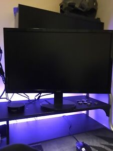 1080p Full HD with DVI-D IN and VGA-IN