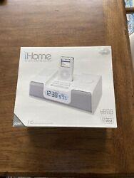 iHome Ih5 Alarm Clock Radio Apple iPod Home System