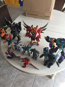 Transformers Moving garage yard estate content clearance sale