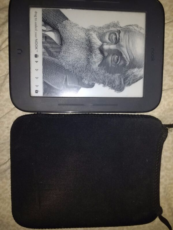Simple Touch NOOK eReader from Barnes & Noble