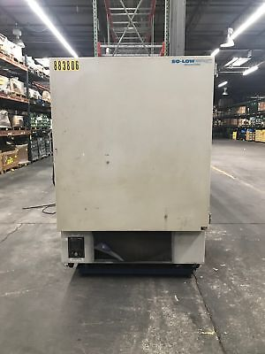 Used Ultra Low Freezer 30cf So-lo Model U80-30