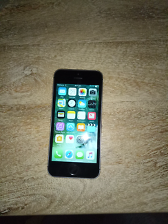 Iphone 5s 32g unlocked perfect condition with USB Cable