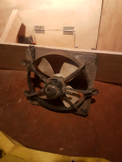 Small thermo fan