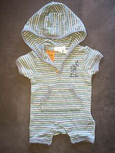 Pumpkin Patch Hooded Jumpsuit Seaforth Manly Area Preview