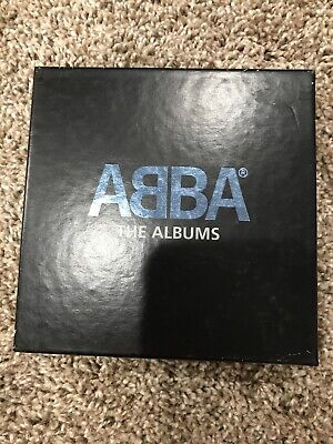 ABBA - THE ALBUMS NEW CD Used Free Shipping