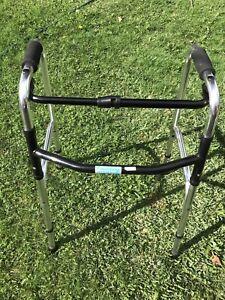 Walking frame / Mobility walker aid / folding & height adjustable