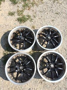 "17"" motegi racing rims"