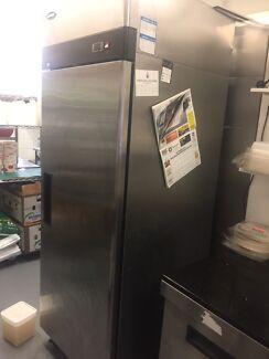 Quipwell commercial single door freezer