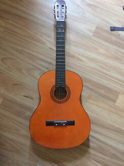 M. Gerarda acoustic guitar decent condition