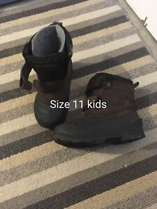Size 11 kids boots