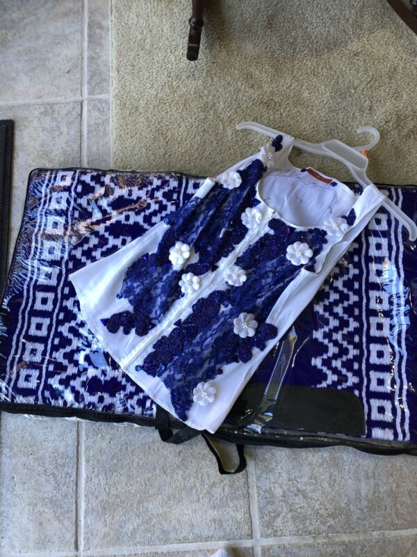 Western Horse Show Vest, And Oversized Pad by Bling Boutique