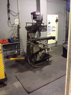 Milling machine Bridgeport Canning Vale Canning Area Preview