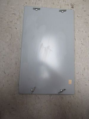 General Electric Motor Control Center 8000mcc Panel Door Cover 19-38 X 11-58