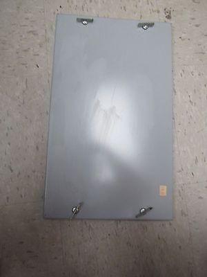 General Electric Motor Control Center 8000mcc Panel Door Cover 19-38 X 11-58