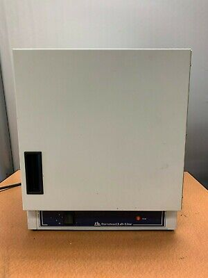 Thermo Barnstead Lab Line 120 Lab Oven Incubator Bench Top Table Labline