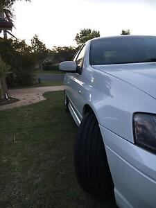 2004 Ford Falcon Sedan xr6 Forest Lake Brisbane South West Preview