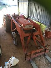 Loader tractor massy Warwick Southern Downs Preview