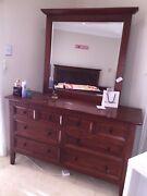Queen Bedroom Suite Greenacre Bankstown Area Preview