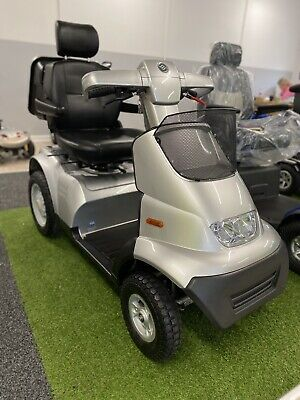 tga breeze s4 mobility scooter (FREE DELIVERY & 6 Month Warranty)