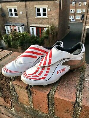 Adidas F50 TUNIT Football Boots Rare 6.5 UK