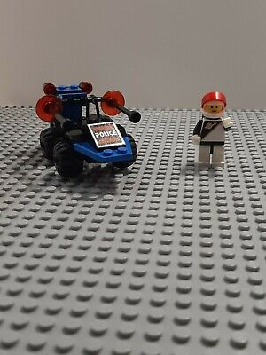 Lego Vintage Space Police (6831) Message Decoder 100% complete with instructions