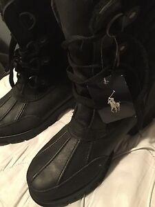 Polo winter boots ( brand new)