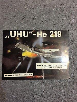 UHU HE 219: BEST NIGHT FIGHTER OF WORLD WAR