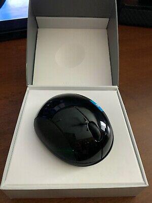 Microsoft Sculpt Ergonomic Wireless Bluetrack Mouse - Black (L6V-00001) free shi