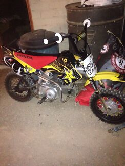 Honda crf50  Clarence Town Dungog Area Preview