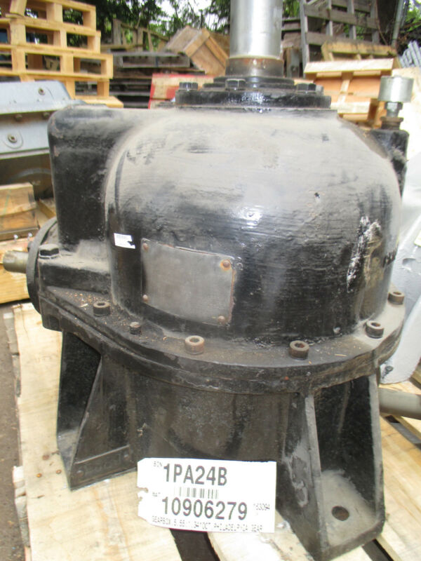 Philadelphia Gear Cooling Tower Drive 3410ct-5.55-1 Rebuilt