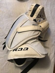 Goalie Glove and Blocker