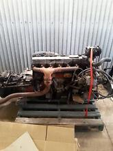 HINO FC144 FLEETER AC140 W06D TRUCK BUS ENGINE & GEARBOX Edwardstown Marion Area Preview