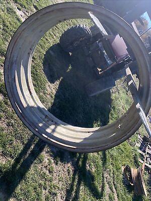 Farmall 450 460 560 Tractor Ih 14 X38 Rear Tractor 15.5 Tire Rim Rims Jd 630 720