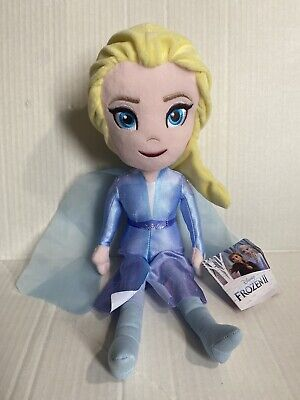 "Kohls Cares Princess Elsa Plush Stuffed Doll Toy 14"" Disney's Frozen 2 2019"