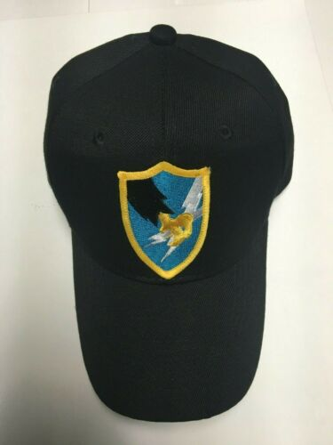 US ARMY SECURITY AGENCY MILITARY HAT / CAP